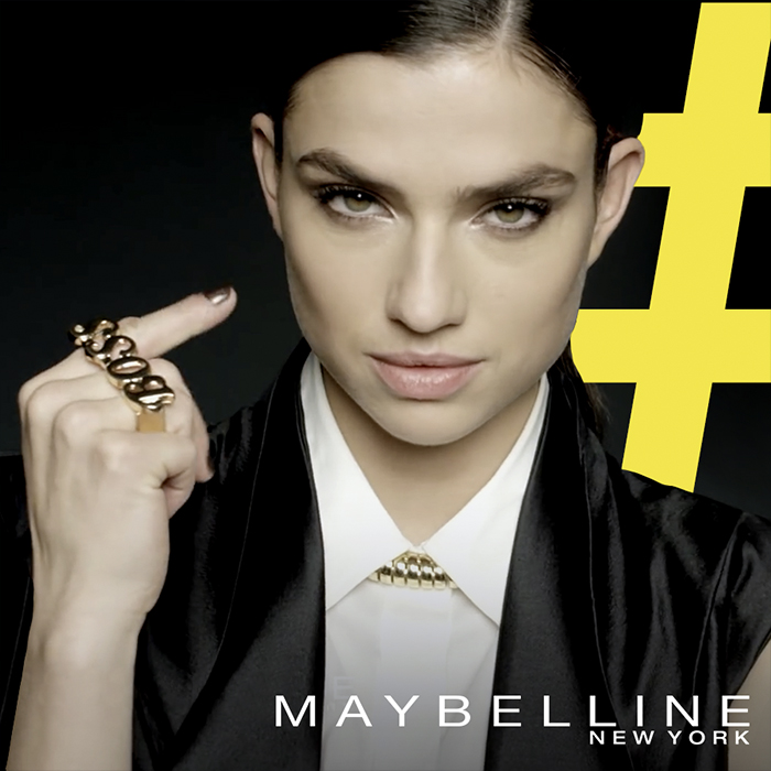 SMM for Maybelline brand in Ukraine