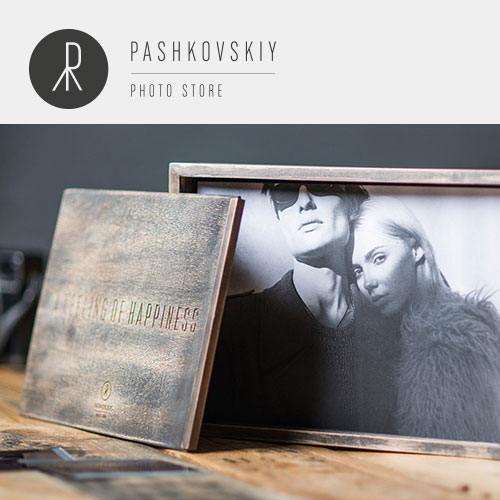 E-commerce project for photographer Roman Pashkovskiy