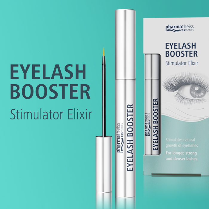 E-commerce project for Eyelash Booster by Pharmatheiss Cosmetics
